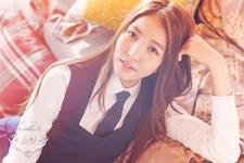 GFriend Sowon Snowflake Concept Photo 2