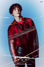 GOT7 Yugyeom Spinning Top Between Security & Insecurity concept photo 3