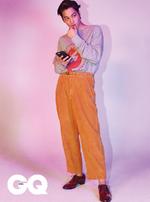 Kai GQ Korea July 2018 photo 3