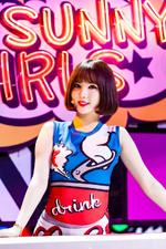 Sunny Girls Eunha Taxi Promo