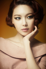 Girls' Generation Sooyoung Lion Heart Promotional photo (2)