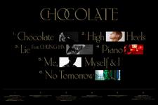 Max Changmin Chocolate tracklist