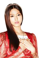 AOA Seolhyun Wanna Be concept photo