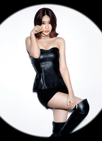 AOA Yuna Like a Cat photo 1