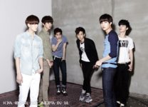 EXO K Mama group teaser photo