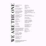 KNK S S Collection We Are The One lyrics