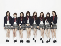 Lovelyz Girls' Invasion group photo
