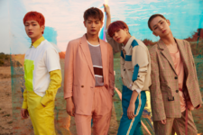 SHINee The Story of Light EP.1 promotional photo