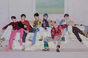 BTS para Map of Seoul Persona 2