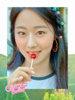 Cherry Bullet Love Adventure Chae Rin teaser photo 3