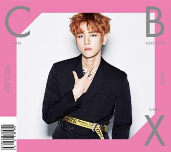 CD <small>(Baekhyun ver.)</small>