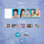 ITZY IT'z Icy album packaging 2
