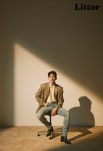 Jinyoung Littor Magazine June 2018 2