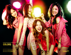 Miss A Colors group photo 2