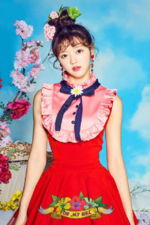 OH MY GIRL YooA Coloring Book photo