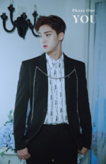 B.O.Y Song Yu Vin Phase One You concept photo 2