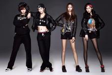 GLAM I Like That group promo photo