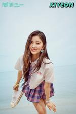 Xiyeon Pristin Schxxl Out Out Ver