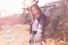 GFriend Sowon Snowflake Concept Photo