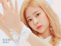 IZONE Kim Min Ju Bloom IZ unreleased concept photo 1
