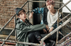 J-Hope and Jin You Never Walk Alone concept photo