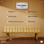 Yesung Pink Magic track list