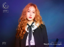 GFRIEND SinB Time for the Moon Night promo photo