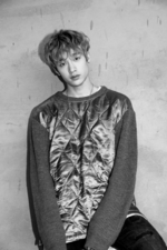 Stray Kids Bang Chan Mixtape promo photo