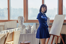 Fromis 9 Lee Saerom To Heart Promo Photo