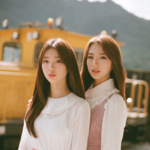 LOONA YeoJin HaSeul promo photo 2