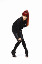 Park Bom Can't Nobody promo photo 1