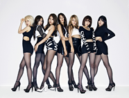 AOA Miniskirt promotional photo