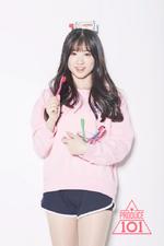 Produce 101 Lim Jeongmin promotional photo (4)
