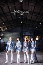 BOTOPASS Flamingo Jiwon, Shiho, Ria, Seoyoon concept photo