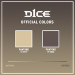 D1CE official colors
