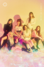 EVERGLOW Arrival of EVERGLOW group concept photo