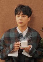 EXO Xiumin Universe promotional photo
