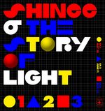 SHINee The Story of Light release schedule teaser