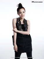 2NE1 Dara 1st Mini Album promo photo 2