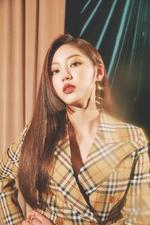 CLC Eunbin No.1 concept promotional photo