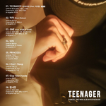 Samuel Teenager track list