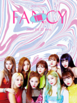 TWICE Fancy You group teaser poster 2