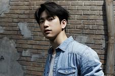 GOT7 Jinyoung The New Era promo photo