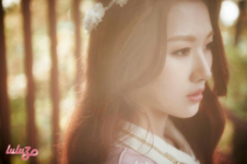 Luluz Seoyoon What Do You Think Of Me promo photo