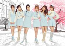Apink Bye Bye promotional photo