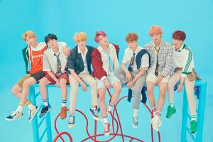 BTS para 'Love Yourself - Answer' 02