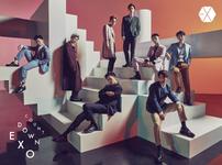 EXO Countdown group promo photo