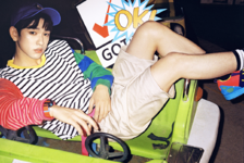 GOT7 Jinyoung Just Right promo photo 1