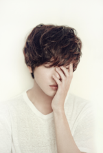 Jung Yong Hwa One Fine Day promo photo
