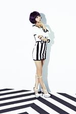 BESTie Hyeyeon Love Option concept photo